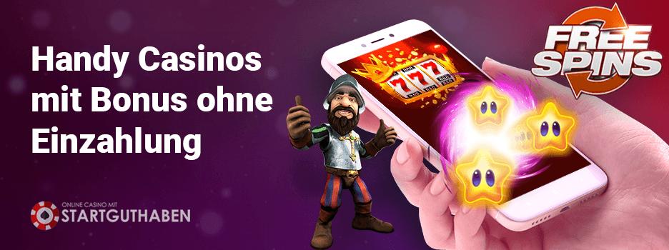 Handy Casino Bonus Ohne Einzahlung