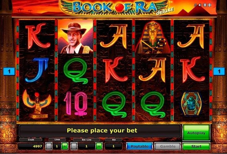 Book Of Ra Deluxe Online Kostenlos Spielen Ohne Anmeldung