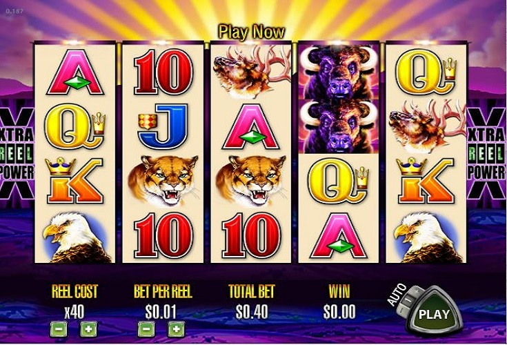Spiele Buffalo Lightning - Video Slots Online