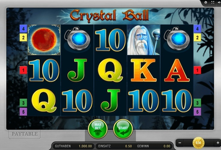 Spiele Crystal Ball - Video Slots Online