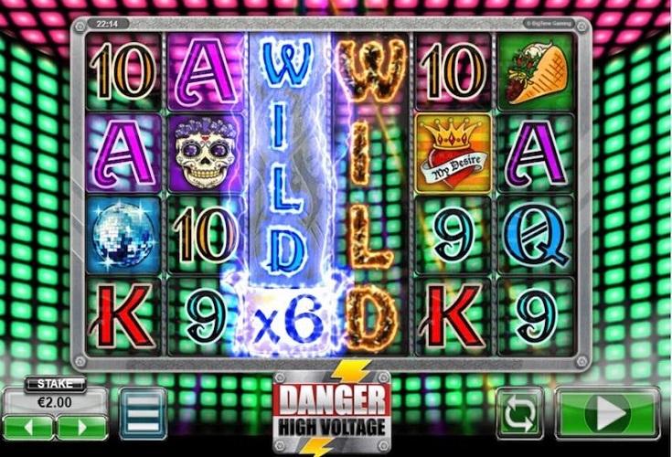 Spiele Danger High Voltage - Video Slots Online
