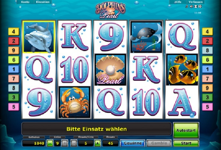 Spiele Dolphins - Video Slots Online