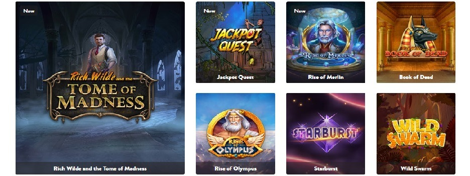 Dunder Online Casino Erfahrungen