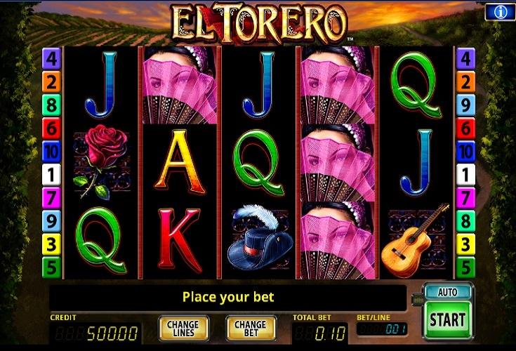 El Torero Online Spielen Ohne Anmeldung