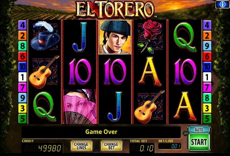 El Torero Online Spielen