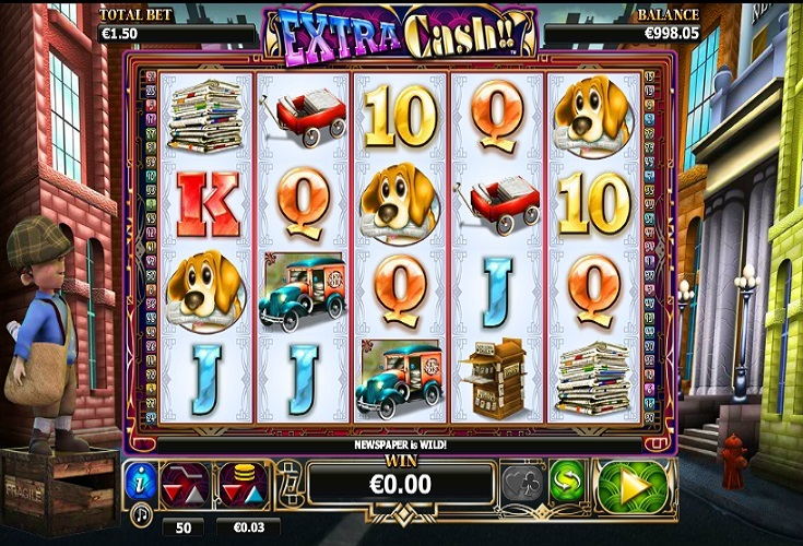 Spiele Kanga Cash Extra - Video Slots Online