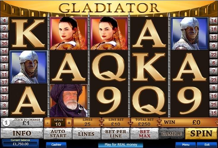 Gladiator Spielen Ohne Anmeldung