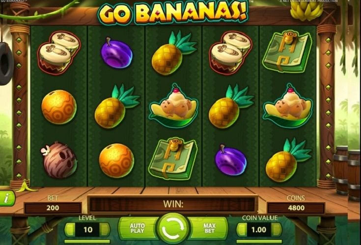 Spiele Banana Party - Video Slots Online