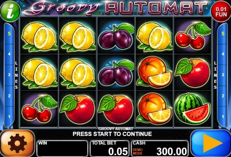 Wie Spielt Man Automat