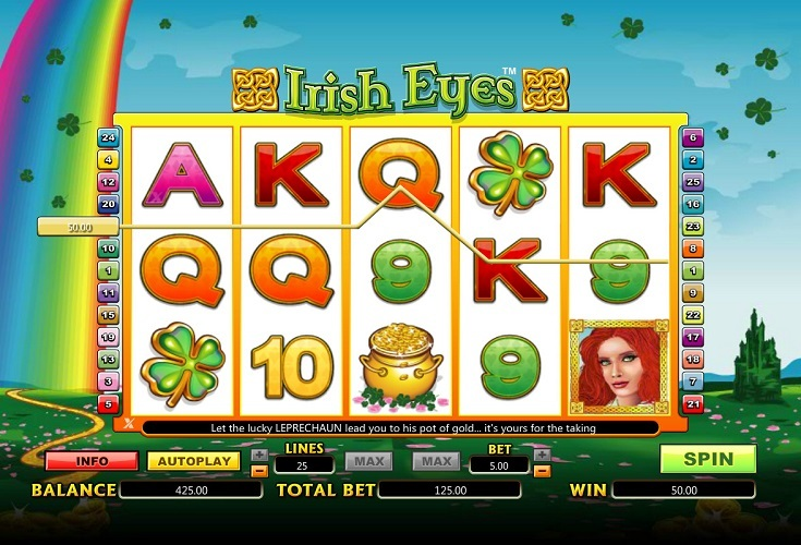 Spiele Irish Eyes / Scratch - Video Slots Online