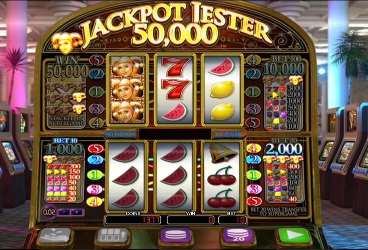 Spiele Mirror Jackpot - Video Slots Online
