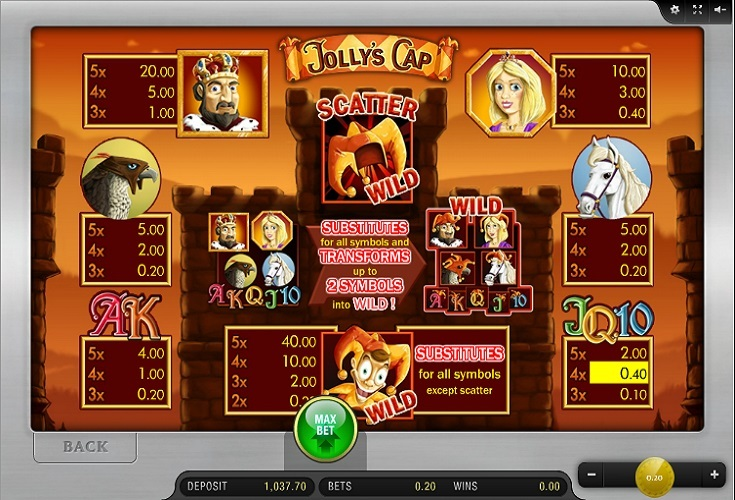 Spiele Jollys Gifts - Video Slots Online