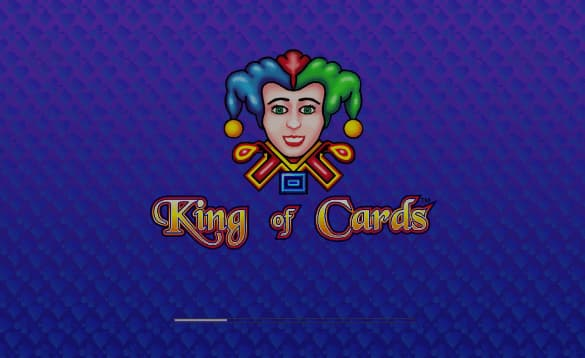 King of Cards Spielautomat
