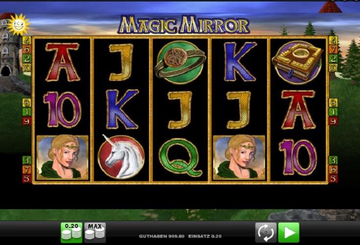 Online Casino Magic Mirror
