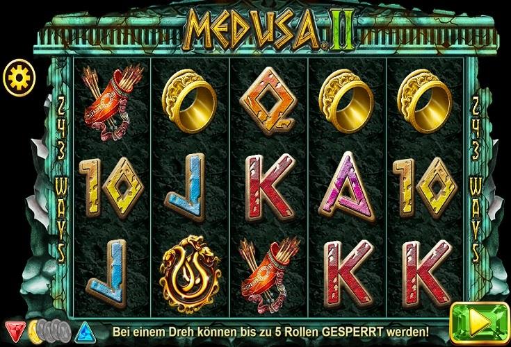 Spiele Medusa 2 - Video Slots Online