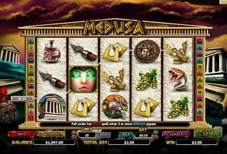 Spiele Medusa Mini - Video Slots Online
