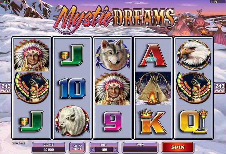 Spiele Dark Mystic - Video Slots Online