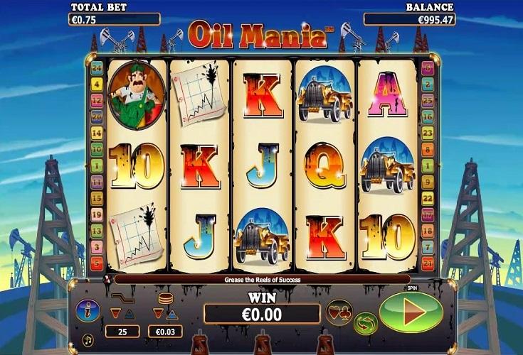 Spiele Oil Mania Mini - Video Slots Online
