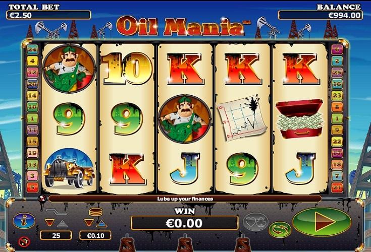 Spiele Oil Mania - Video Slots Online
