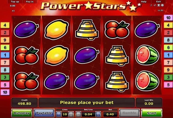 Power Stars Online Spielen Kostenlos Ohne Anmeldung