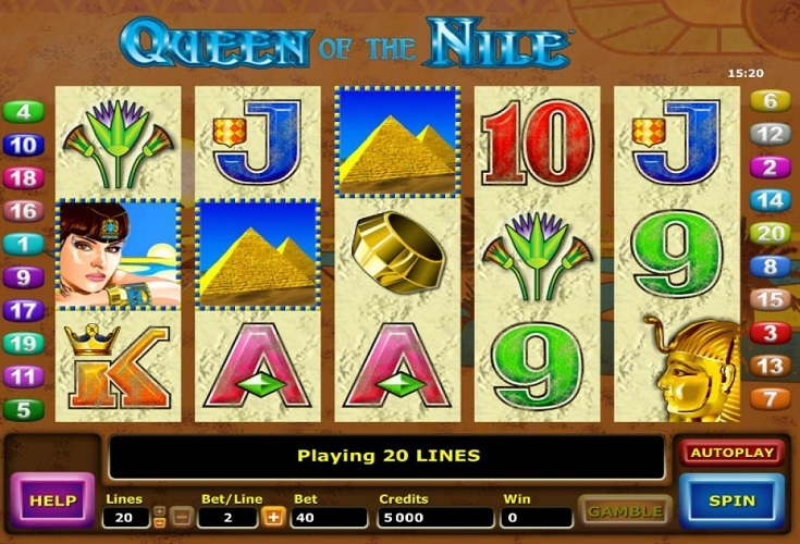 Spiele EmpreГџ Of The Nile - Video Slots Online