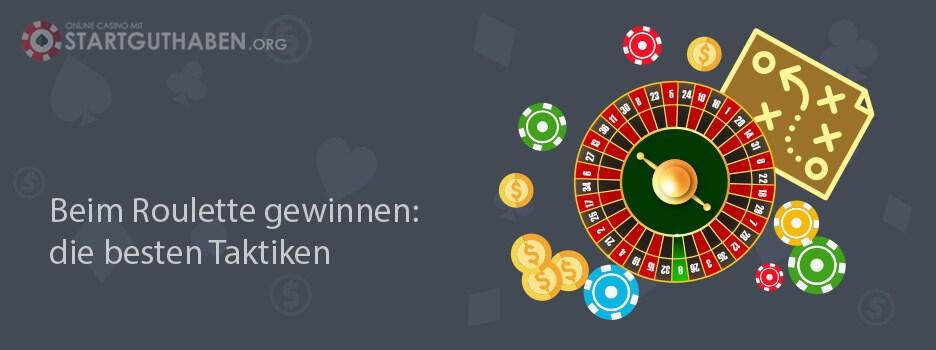 Roulette - Tipps Und Strategien Zum Spielen In Einem Online Casino