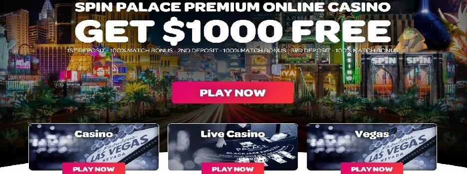 Spin Palace Casino Erfahrungen