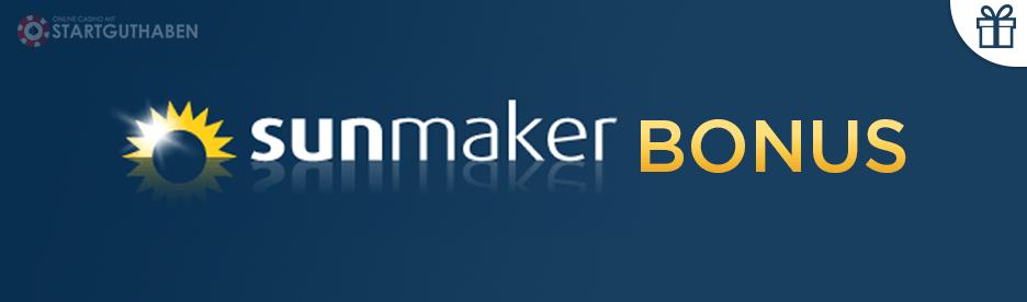 Sunmaker Bonus Code Ohne Einzahlung