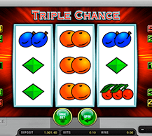 Triple Chance Kostenlos Spielen Mit Hochdrucken Ohne Anmeldung