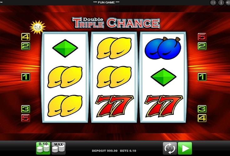 Triple Chance Kostenlos