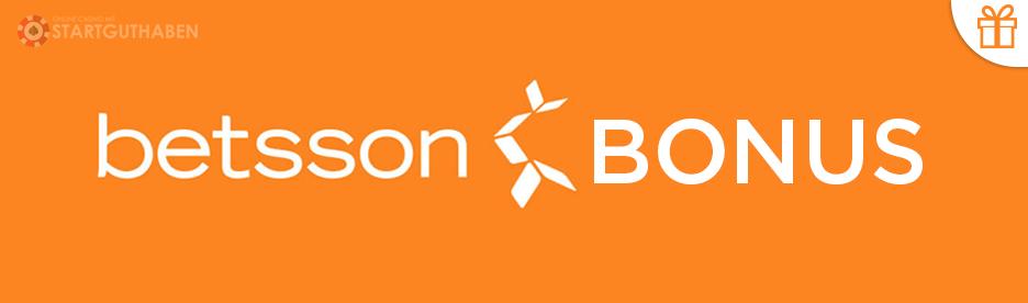 Betsson Bonus Code Ohne Einzahlung